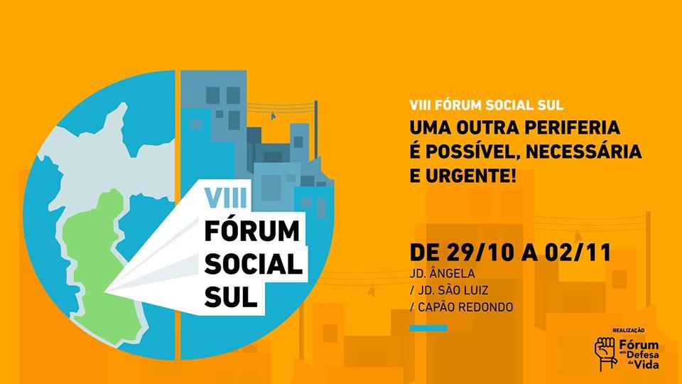 Fórum Social Sul terá atividades feministas na programação!