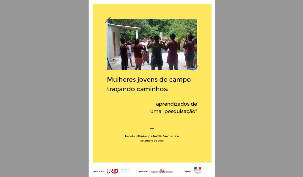 """Mulheres jovens do campo traçando caminhos: aprendizados de uma """"pesquisação"""""""