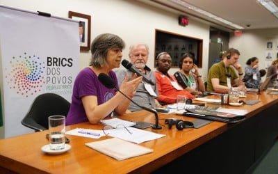 """BRICS dos Povos: """"O internacionalismo é estratégico em nossa forma de pensar e organizar a luta"""""""