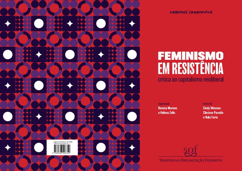 """Livro """"Feminismo em resistência: crítica ao capitalismo neoliberal"""" está disponível online gratuitamente"""