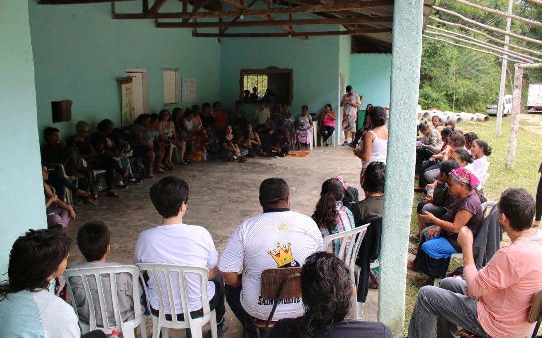 2020 começou com mais um encontro de redes de comercialização solidária em Barra do Turvo
