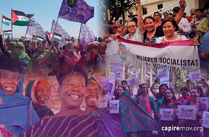 Vozes feministas para mudar o mundo: conheça o novo portal Capire
