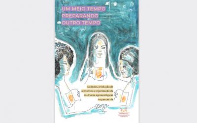 Novo livro: Um meio tempo preparando outro tempo – Cuidados, produção de alimentos e organização de mulheres agroecológicas na pandemia