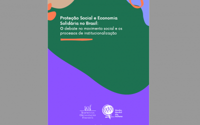 Proteção Social e Economia Solidária no Brasil: O debate no movimento social e os processos de institucionalização